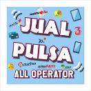Top Up Pulsa Telkomsel, XL & E-Money