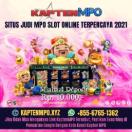 KAPTEN MPO SLOT ONLINE DEPOSIT PULSA 10000